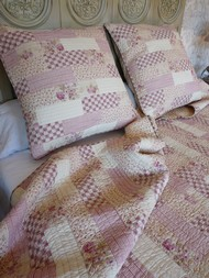 BOUTIS ROUGE PATCHWORK