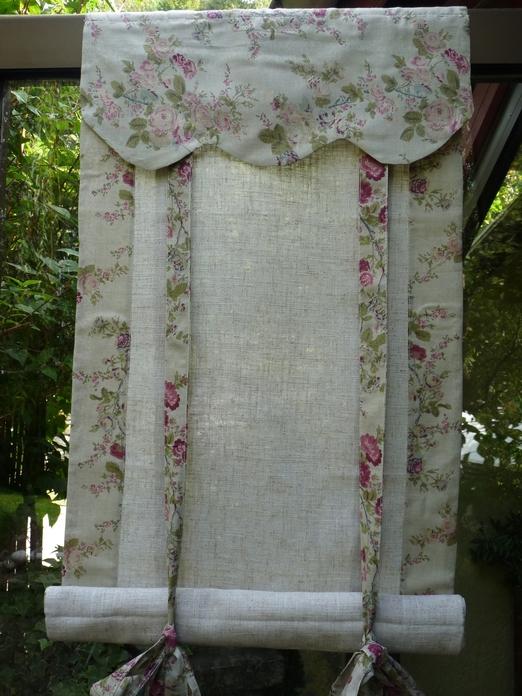 rideau charme store 45 cm sur 160 cm
